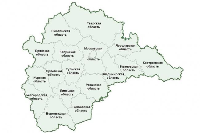 Белгородская, Калужская, Тамбовская и Липецкая области названы регионами-лидерами по социально-экономическому развитию по итогам 2018 года