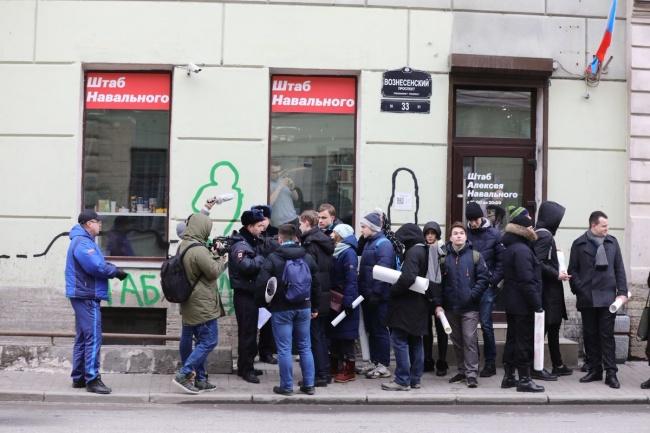 Что происходит в «логове Навального» в Воронеже»? Это живой организм, но сил и средств «копать» под власть сильнее и глубже у штабистов нет