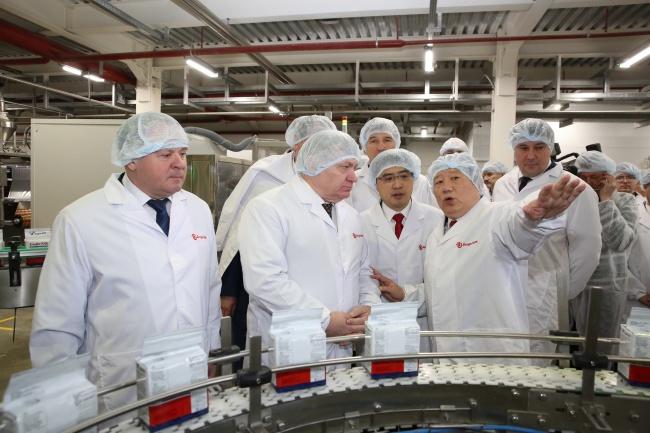 Парламентарии Липецкой области активно поддерживают развитие промышленности региона и эффективных социальных проектов