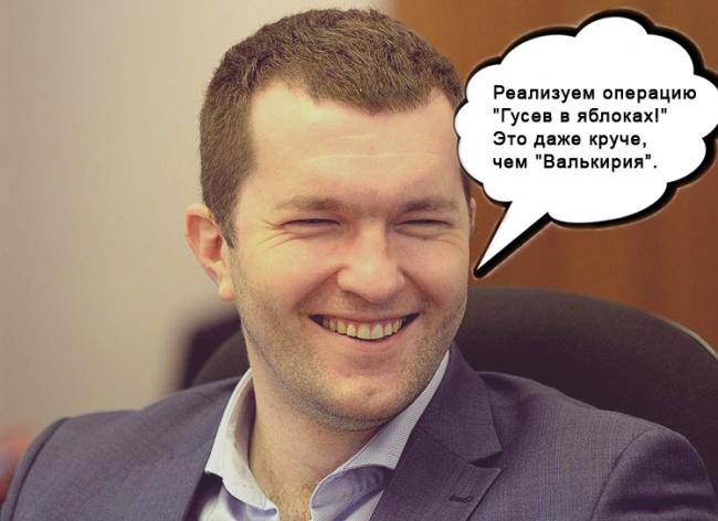 Никакой конспирологии: спецоперация Маркова-Соколова под названием «Гусев в яблоках» против воронежского губернатора терпит фиаско
