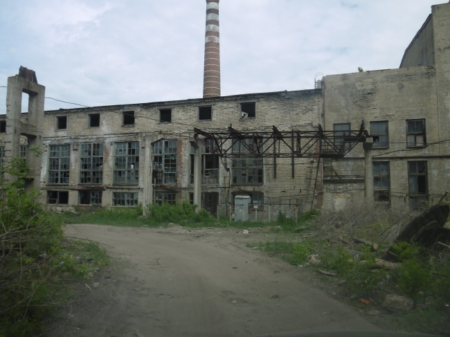Почему мэр Воронежа бездействует? На территории бывшего экскаваторного завода может произойти техногенная катастрофа, которая не обойдется без жертв