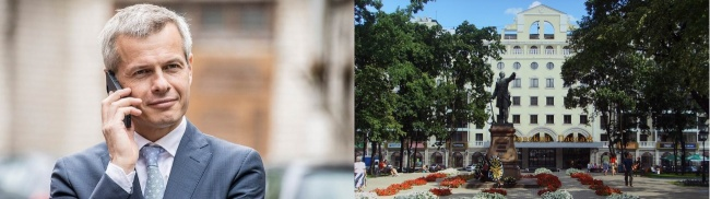 Злобная семейка: воронежский депутат-бизнесмен А. Шмыгалев и его жена М. Табачникова хотят завладеть Петровским пассажем за копейки?